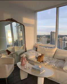 Aesthetic Room Decor, Cozy Aesthetic, Aesthetic Vintage, Aesthetic Fashion, Aesthetic Girl, Dream Apartment, Girls Apartment, Apartment Goals, Dream Rooms