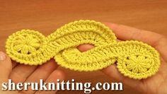 Crochet Freeform Tutorial 16