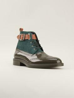 Vivienne Westwood Brogue Boots - Capsule By Eso - Farfetch.com