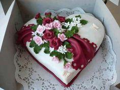 Anniversary cake idea