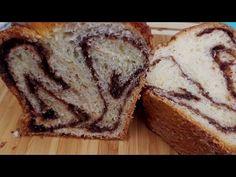 Cozonac pufos fara framantare - cu ce e diferit fata de cel normal - YouTube Pastry And Bakery, Banana Bread, French Toast, Breakfast, Desserts, Youtube, Food, Watch, Videos