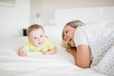 Marcia e Leo, fotografia de familia, Castanhal Pará, mamãe e bebê, sessão de…