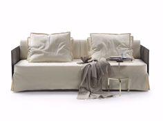 Fabric sofa bed EDEN 2016 by FLEXFORM design Antonio Citterio