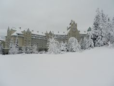Fairmont Chateau in Whistler, BC is the ultimate ski vacation destination for Valentine's Day
