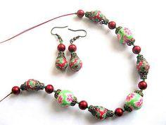 Pandora Charms, Charmed, Bracelets, Floral, Model, Jewelry, Design, Fimo, Bead