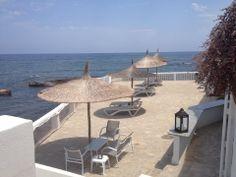 Expectacular terraza en el Rte. #elpegoli #denia