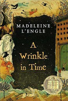 A Wrinkle in Time.  I can't wait until my son is old enough to read this.