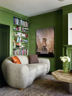 Hunter Green Interior Design Ideas Pictures Remodel And Decor This Color