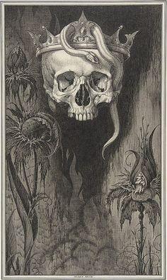 Skull & Serpent