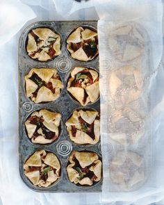 Tomato Hand Pies - Martha Stewart Recipes