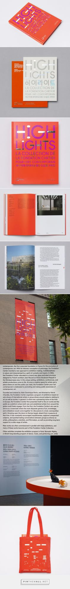 New Visual Identity for Highlights by Studio fnt — BP&O... - a grouped images picture - Pin Them All