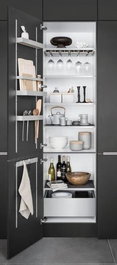 Aluminium Kitchen accessory MultiMatic by SieMatic