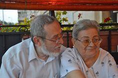 Buza Domonkos és felesége, Buza Domonkosné Hochstein Anna