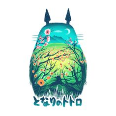 My Neighbour Totoro Hayao Miyazak Studio Ghibli Fine Art Print Poster Art Studio Ghibli, Images Kawaii, Day Of The Shirt, Whatsapp Wallpaper, Wallpaper Aesthetic, My Neighbor Totoro, Hayao Miyazaki, Canvas Prints, Art Prints