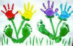 Preschool Crafts for Kids*: Mother's Day Hand Print Footprint . Preschool Crafts for Kids*: Mother's Day Hand Print Footprint . Kids Crafts, Cute Crafts, Crafts To Do, Preschool Crafts, Arts And Crafts, Craft Kids, Preschool Ideas, Daycare Crafts, Easter Crafts