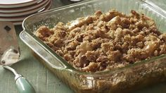 The best fall flavors shine in this dessert of apples, caramel, cinnamon and brown sugar.  Try with almond milk (thickened with a little cornstarch for Mom) and also pears for Mom.  Uses a new B.C. Rice flour blend, due out in stores in July, 2014, but use another rice flour blend till then.