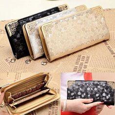 Xiniu PU Leather Purse