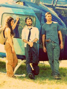 Kate, Danial, and Jack