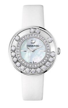 228c5c1c95 Swarovski Lovely Crystal watch Rolex Watches, Fancy Watches, Swarovski  Watches, Swarovski Jewelry,