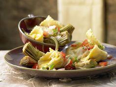 Ziegenkäse-Tortellini