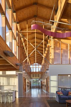 Gallery - Indian Mountain School Student Center / Flansburgh Architects - 22