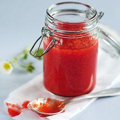 Erdbeer-Orangen-Aufstrich Rezept | Küchengötter