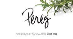 Pereg USA - Pereg Gourmet Natural Foods Since 1906 by Squat Design , via Behance