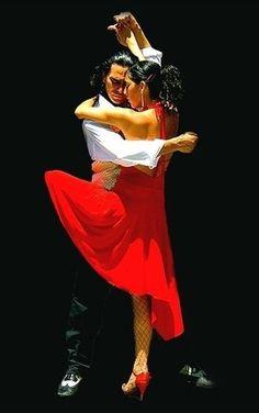 Tango..Déjate llevar..#vientos del alma#