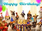 Happy Birthday (Select Recipient's Name)! Charles