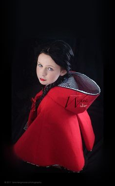 Hey, I found this really awesome Etsy listing at https://www.etsy.com/listing/81854076/red-riding-hood-costume-with-wolf-red