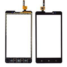 블랙 lenovo p780 터치 스크린 디지타이저 센서 lcd 디스플레이 터치 스크린 패널 유리 렌즈 5.0 인치 교체 수리 부품