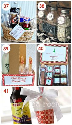Cute Christmas gifts for Families!