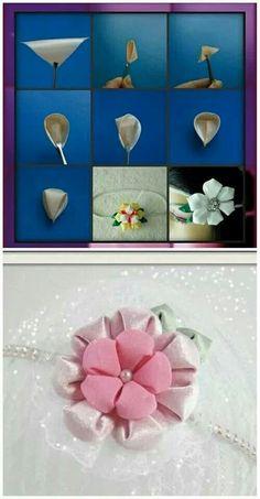 Kansashi flor by Rocio.