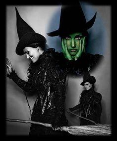 Idina Menzel as Elphaba (Wicked)