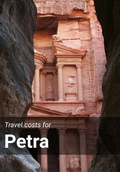 Travel costs for Petra