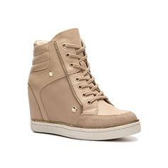 DSW Aldo Baldassari Wedge Sneaker