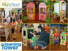 @Learning Tower Playhouse Kits are HERE!