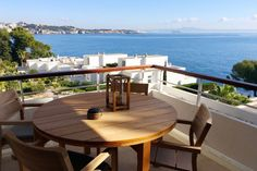 Illetas/ Cas Catalá, Southwest: Lovely apartment with sea views in Illetas
