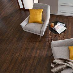 Java Scraped Oak Pergo Outlast+ with SpillProtect Laminate Flooring Pergo Laminate Flooring, Wood Laminate, Wood Flooring, Java, New Homes, Living Room, Townhouse, Modern