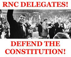 NOT A SINGLE REPUBLICAN DELEGATE IS 'BOUND' TO DONALD TRUMP. REPUBLICANS: THERE'S STILL TIME TO DITCH DONALD TRUMP STEVE DEACE: RNC DELEGATES, TAKE IT UPON YOURSELVES AND DEFEND THE CONSTITUTION! CRUZ N.J. CAMPAIGN STATE DIRECTOR CALLS FOR DELEGATE REVOLT  http://www.nationalreview.com/article/436428/republican-convention-delegates-not-bound-donald-trump