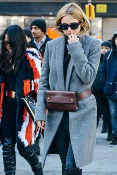 Street Style AW15 top Fashion Week looks | MyDubio