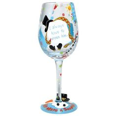 Lolita Love My Wine Glass, Who Needs a Snowman -- You can get additional details at the image link.