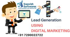 Driving traffic to your site is not enough today, you need to capture more leads and then convert those leads into paying customers. Swavish Softwares is one of the leading Digital Marketing Company in Noida. Contact Us : 7290022722 Best Digital Marketing Company, Marketing Channel, Your Website, Young Entrepreneurs, Enough Is Enough, Internet Marketing, Investing, Family Guy, Led