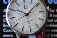 드디어 찾았다!!  Vintage-Omega-Seamaster-30-Watch-STUNNING-Textured-Dial-Serviced-Movement-Cal285