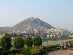 Lima-cerro san Cristóbal