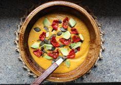 Dýňová polévka | Živě a syrově