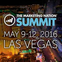 Attend the Marketo Summit in Las Vegas this year.