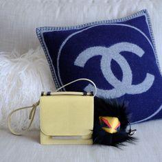 The Row + Fendi Bag Bug Chanel Paris, Coco Chanel, Fendi Bag Bugs, Satchel, Crossbody Bag, Handbag Accessories, Shopping Bag, Reusable Tote Bags, Shoulder Bag