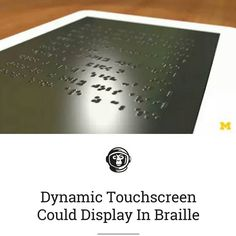 On instagram by theyouneek1 #braille #doitbraille (o) http://ift.tt/1Uzhtdp #Braille