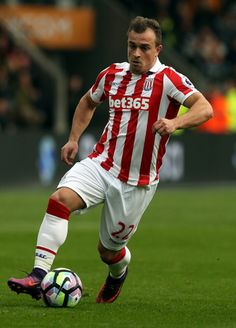 Xherdan Shaqiri / Swiss National Team / Schweizer Nati / Stoke City / Stoke City FC / England / Potters / The Potters